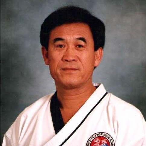 Grandmaster Kim Yong Ho 9th Dan